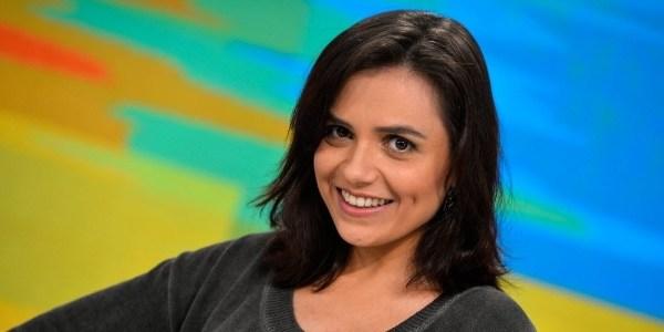 """Globo adia saída de Monica Iozzi do """"Vídeo Show"""" para depois do Carnaval"""