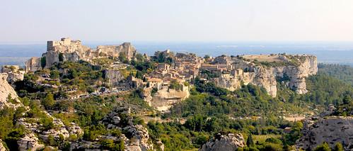 Les Baux de Provence© C.Chillio - CRT PACA