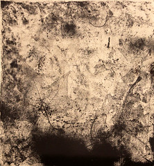 E RENZI_Metafora n°4, vernice molle, 2013