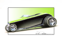 Roadster Black Green