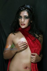 Bollywood Actress NISHA YADAV-HOT AND SEXY IMAGES-SET-1 (41)