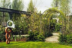 JUN86-12 18 - Art in the Environment Gardener