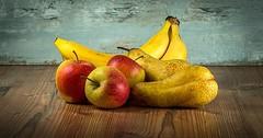 """Das Obst. Von Obst gibt es keine Mehrzahl. Obst ist ein Sammelbegriff für roh genießbare Früchte. • <a style=""""font-size:0.8em;"""" href=""""http://www.flickr.com/photos/42554185@N00/26263046652/"""" target=""""_blank"""">View on Flickr</a>"""