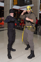 "DareDevil and Iron Fist C2E2 2016 • <a style=""font-size:0.8em;"" href=""http://www.flickr.com/photos/33121778@N02/25660711390/"" target=""_blank"">View on Flickr</a>"