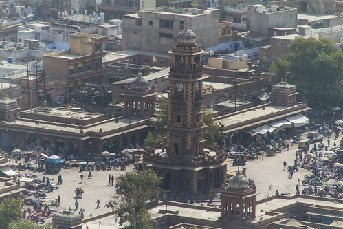 Jodhpur - Clock Tower