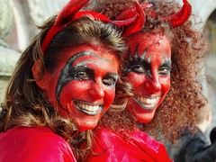 Marco Benvenuti, Red Devils