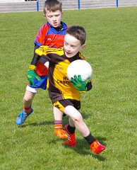 067 Loughmacrory at U8 Football Blitz Apr2016