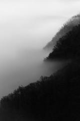 Bianco e Nero su monte Rosso 2