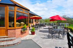 Lakeside Restaurant Outside Area