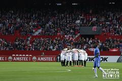 Sevilla FC 3 - 0 Molde FK