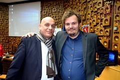 Hysni and Stefan