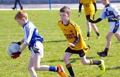 016 Loughmacrory at U8 Football Blitz Apr2016