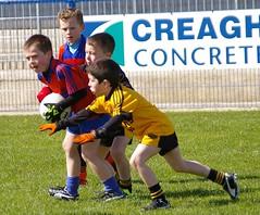 082 Loughmacrory at U8 Football Blitz Apr2016