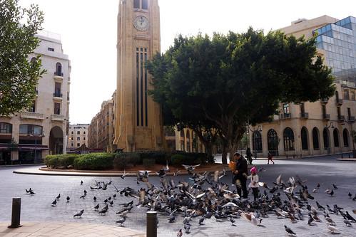 Beyrouth / Place de l'étoile