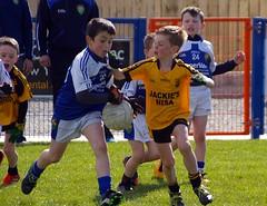 011 Loughmacrory at U8 Football Blitz Apr2016