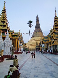 Yangon 2008 - Myanmar 41