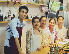 Macrobiotic Cooking Class Saigon 2015