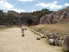2005 01 18 9 Uxmal Ball court