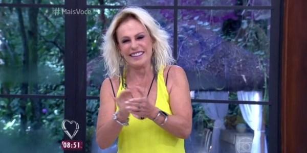 Por Lava Jato, Ana Maria Braga chama intervalo e não volta mais