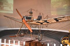 1er Fokker monoplan M1 avec un moteur de 95 cv