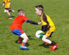 066 Loughmacrory at U8 Football Blitz Apr2016