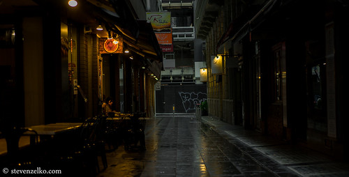 Lanes after the rains