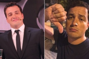 """Recém-contratado, Rafael Cortez estreia como repórter no """"Vídeo Show"""""""