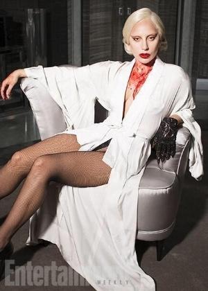 """Lady Gaga anuncia retorno à série """"American Horror Story"""""""