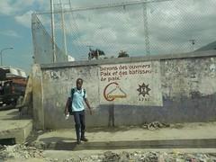 À Port-Au-Prince