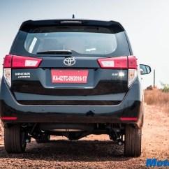 All New Kijang Innova Review Vs Pajero Sport 2016 Toyota Crysta Test Drive Motorbeam 07