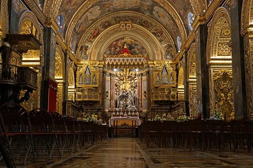 Malte / Co-cathédrale Saint Jean