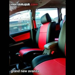 Jok Grand New Avanza Panel Wood Cover Ure Mbtech Camaro Coverjokmobilmurah Coverjok Toyotaavanzaclubindonesia Variasimobil