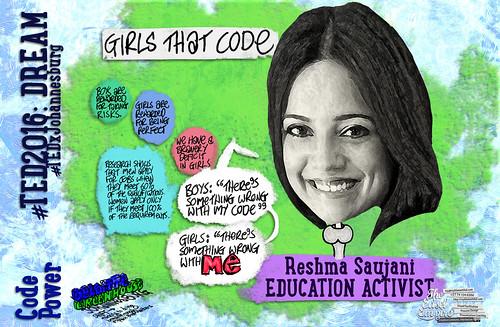 08 TED2016 -- Reshma Saujani -- Code Power