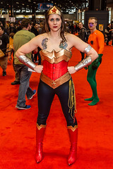 "Wonder Woman #C2E2 #cosplay • <a style=""font-size:0.8em;"" href=""http://www.flickr.com/photos/33121778@N02/25670150250/"" target=""_blank"">View on Flickr</a>"
