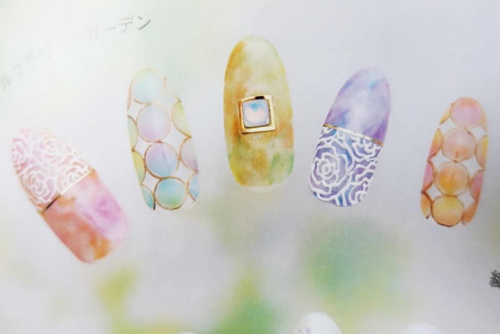 2016春季凝膠指甲