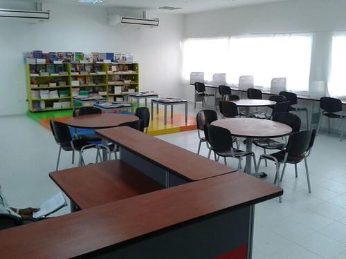 biblioteca algodonal