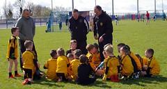 014 Loughmacrory at U8 Football Blitz Apr2016