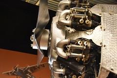 moteur du Fokker VII H-NADP