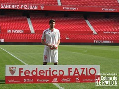 Presentación Fede Fazio