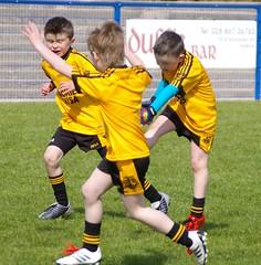 077 Loughmacrory at U8 Football Blitz Apr2016
