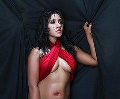 Bollywood Actress NISHA YADAV-HOT AND SEXY IMAGES-SET-1 (42)