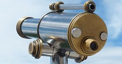 """Das Fernrohr. Die Fernrohre. • <a style=""""font-size:0.8em;"""" href=""""http://www.flickr.com/photos/42554185@N00/25082995642/"""" target=""""_blank"""">View on Flickr</a>"""
