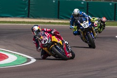 "WSBK Imola 2018 • <a style=""font-size:0.8em;"" href=""http://www.flickr.com/photos/144994865@N06/41645123544/"" target=""_blank"">View on Flickr</a>"