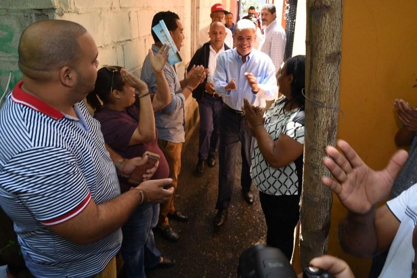 Navarrete, 3 de Junio, 2018 - Encuentro de Apoyo