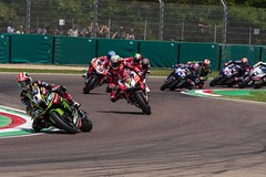 "WSBK Imola 2018 • <a style=""font-size:0.8em;"" href=""http://www.flickr.com/photos/144994865@N06/41465613405/"" target=""_blank"">View on Flickr</a>"