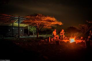 Umkhumbi_Albizia Camp night pic Anton Roberts