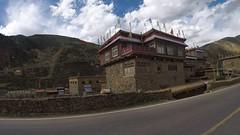 Burgähnliche Häuser