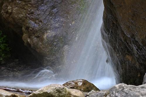 Waterfall Alps Summer/Vízesés Alpok Nyár
