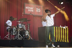 "Little Simz - Sonar 2018 - Jueves - 3 - M63C1895 • <a style=""font-size:0.8em;"" href=""http://www.flickr.com/photos/10290099@N07/42813527751/"" target=""_blank"">View on Flickr</a>"