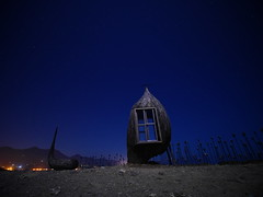 台東加路蘭海岸夜景